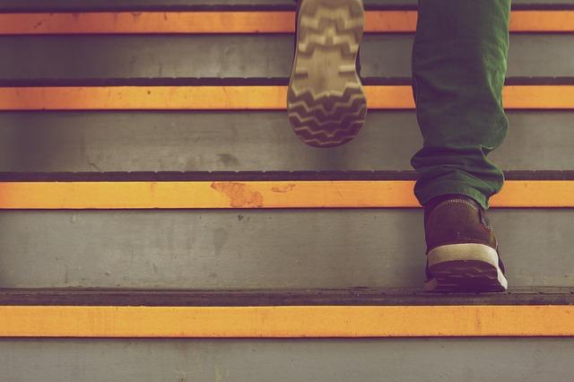 Todo gran camino comienza con un paso